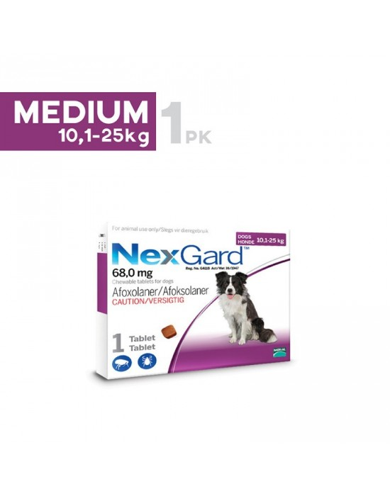 Nexgard Medium