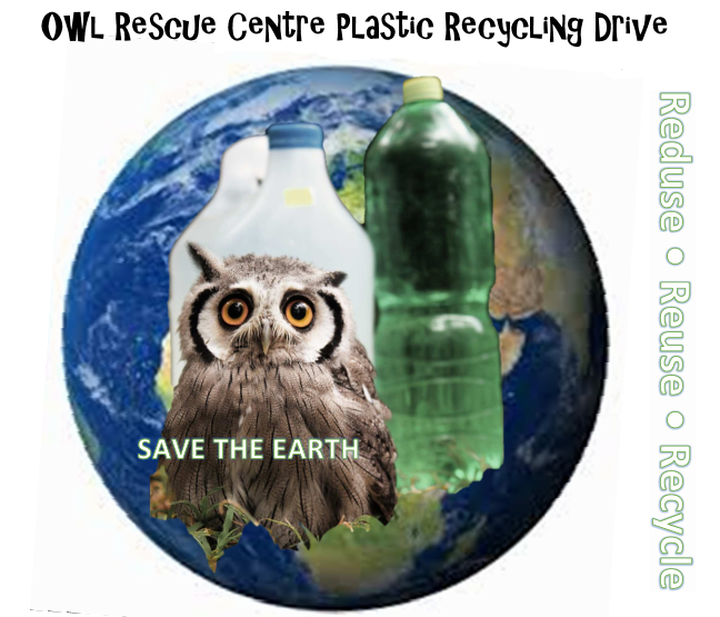 Save the planet Save the Owl